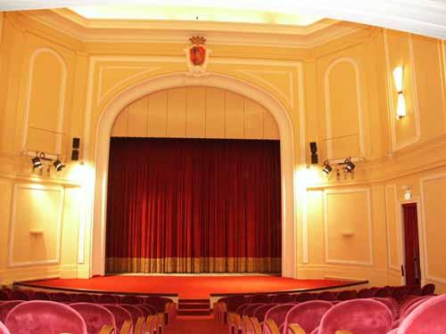 Teatro dell'Opera del Casinò di Sanremo